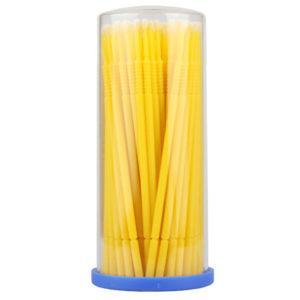 microbrush amarillo